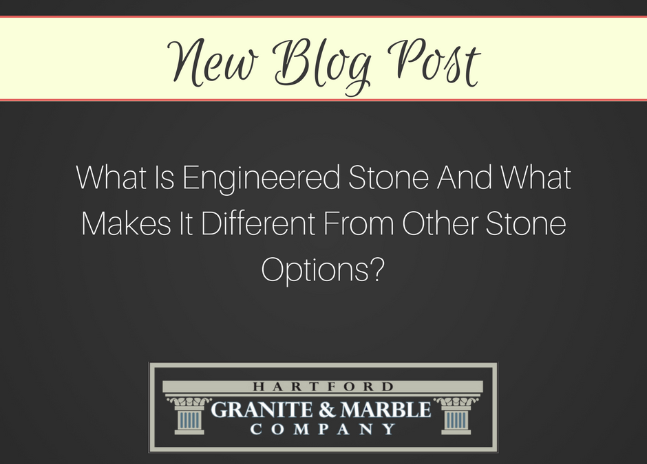 What Is Engineered Stone And What Makes It Different From Other Stone Options?